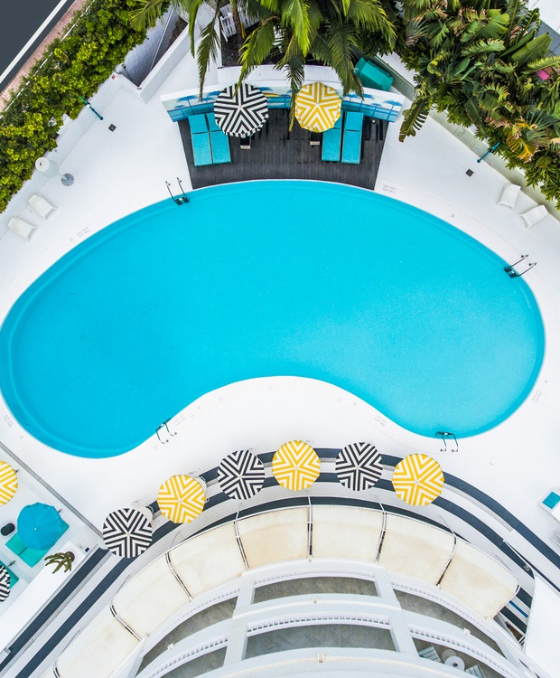 Schwimmbad Hotel Gold By Marina