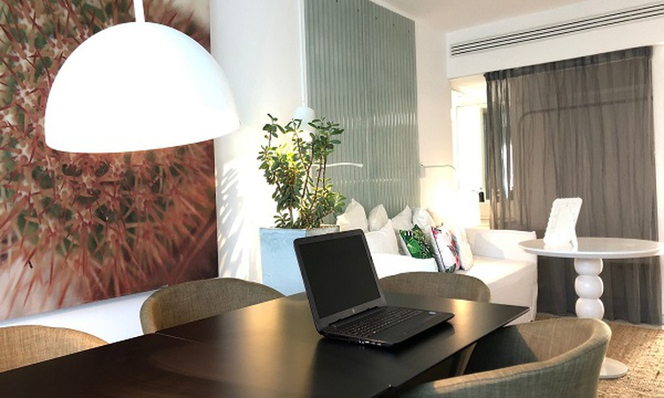Homeoffice im GOLD Gold By Marina Playa del Inglés