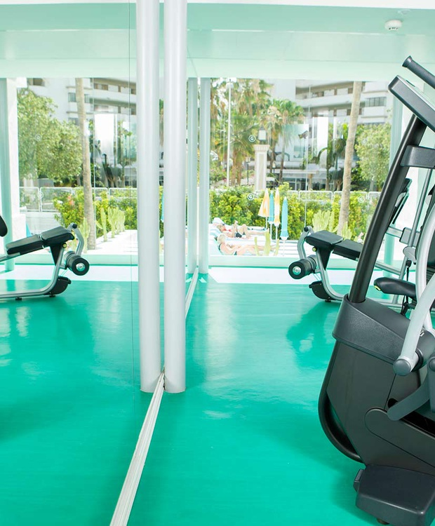 Fitnessraum Hotel Gold By Marina